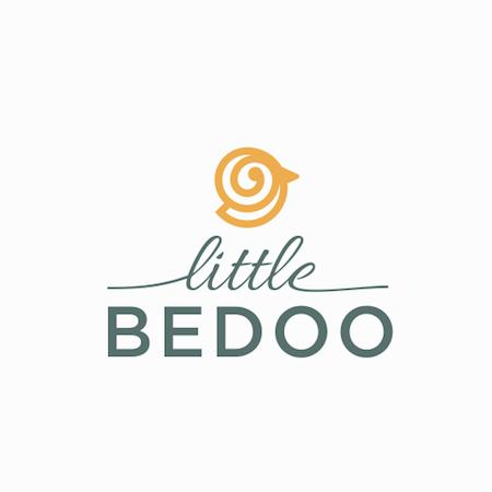 可爱的儿童时尚logo童装logo设计作品欣赏-上海logo设计公司