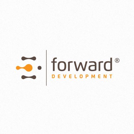 鲜明现代风格的橙色logo-充满活力和激情的创意橙色logo设计欣赏-上海logo设计公司