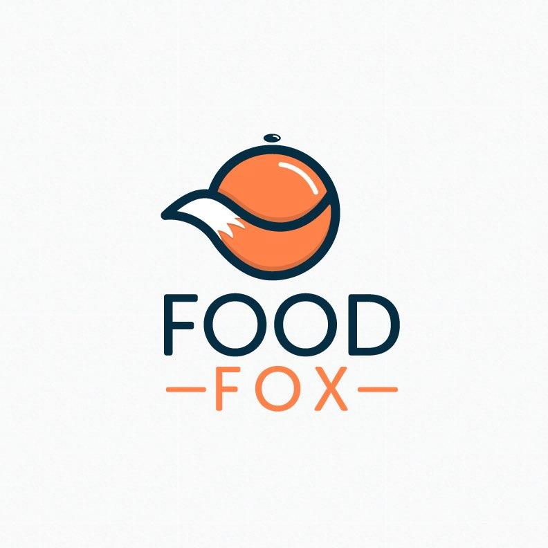 时尚和复古橙色logo设计-充满活力和激情的创意橙色logo设计欣赏-上海logo设计公司