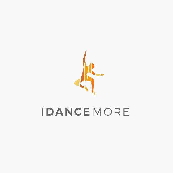 冒险和运动风格的橙色logo设计-充满活力和激情的创意橙色logo设计欣赏-上海logo设计公司