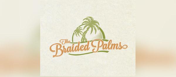 编织棕榈树logo-上海logo设计公司-上海品牌设计公司