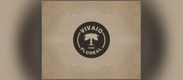 Vivaio Floreal 棕榈树logo-上海logo设计公司-上海品牌设计公司