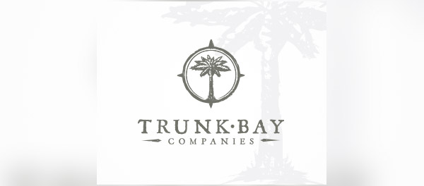 中转湾棕榈树企业logo-上海logo设计公司-上海品牌设计公司