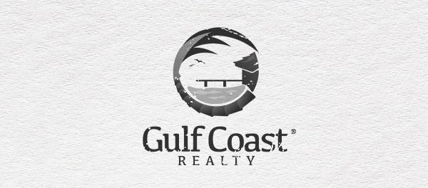 GC度假村棕榈树logo-上海logo设计公司-上海品牌设计公司