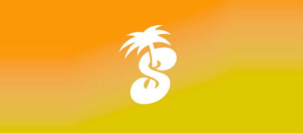 Salt Filmproduktion柏林棕榈树logo-上海logo设计公司-上海品牌设计公司