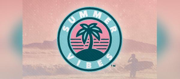 夏天的气氛 棕榈树logo-上海logo设计公司-上海品牌设计公司