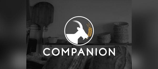 伴侣山羊标志设计-上海标志设计公司