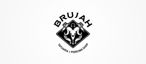 布鲁贾山羊标志设计-上海标志设计公司
