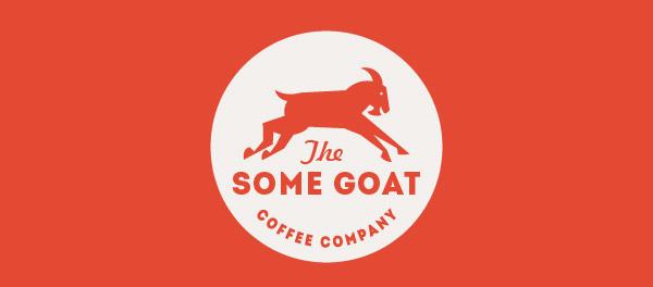 跳跃的山羊标志设计-上海标志设计公司