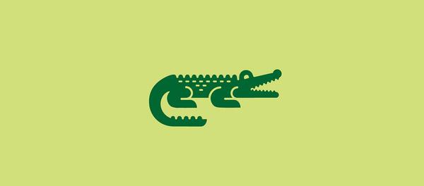 短吻鳄标志设计-上海标志设计公司