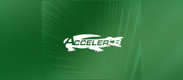 Acceler8生态系统标志设计-上海标志设计公司