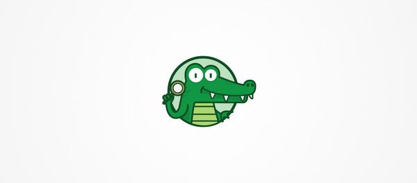 Allergator应用程序标志设计-上海标志设计公司