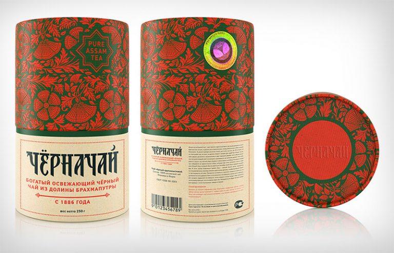BRAHMAPUTRA TEA包装设计2016-上海包装设计公司