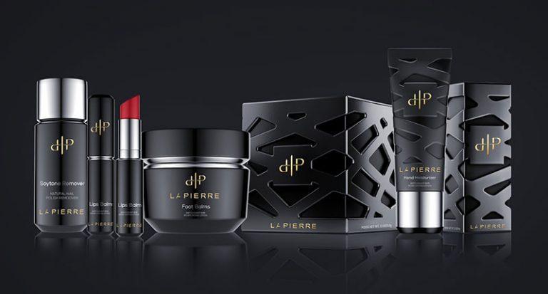 LaPierre化妆品包装设计-上海包装设计公司