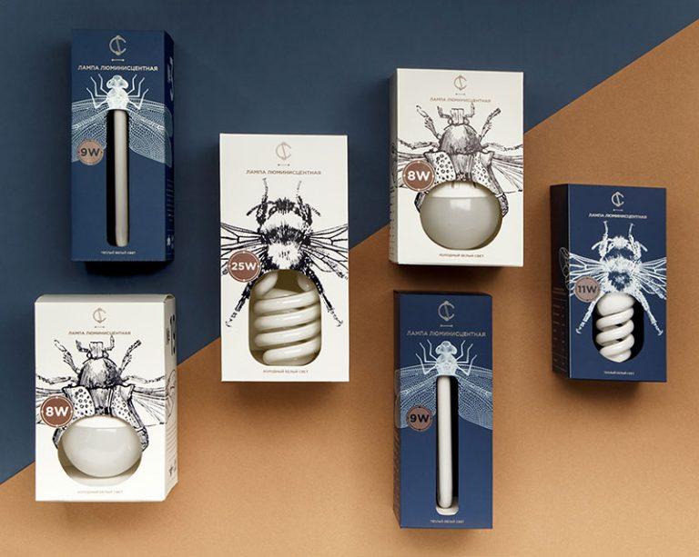 CS电灯泡创意包装设计2017-上海包装设计公司