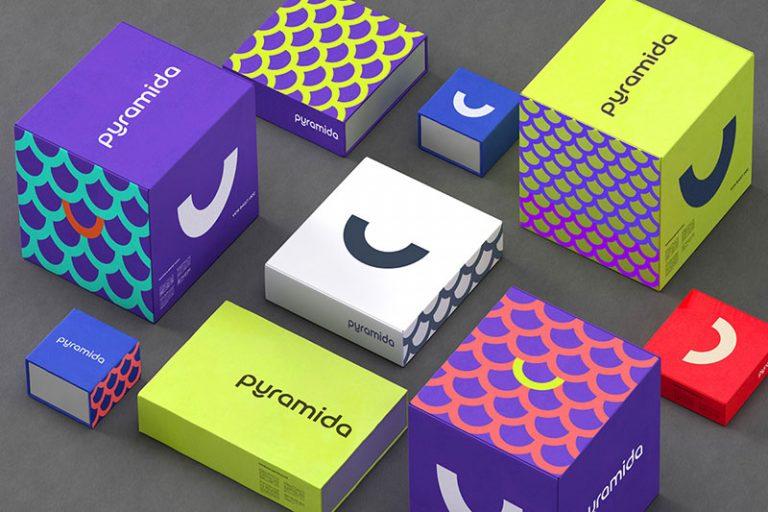 金字塔包装设计与品牌识别-上海包装设计公司