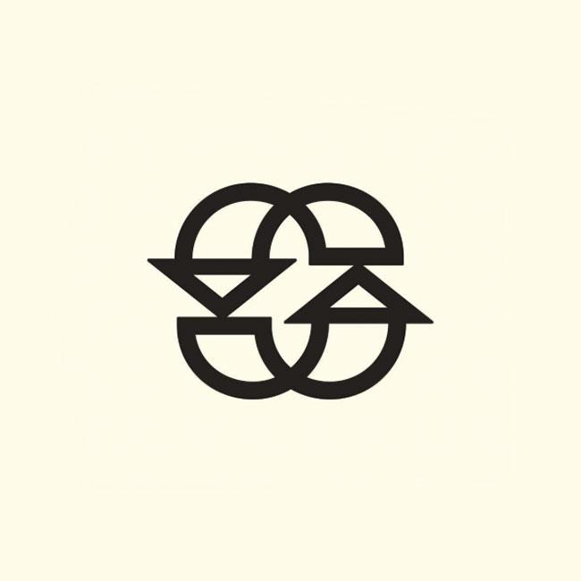 研究所logo-上海logo设计公司