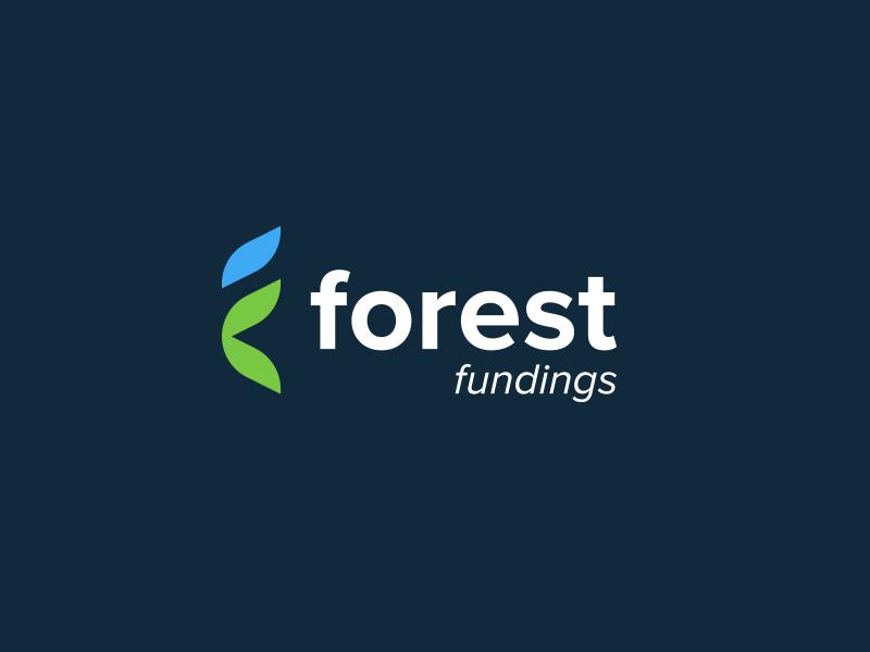 Jeroen van Eerden为森林资金创作的银行Logo设计-上海标志设计公司
