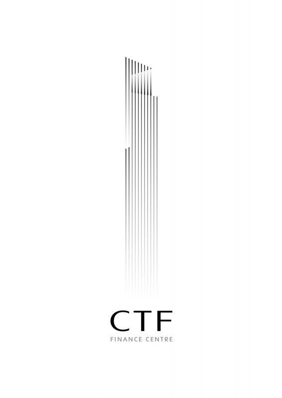 CTF银行标志设计-上海标志设计公司