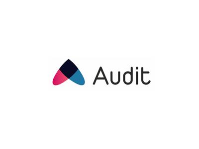 Communication Agency为Audit & Finance创作的银行标志设计-上海标志设计公司
