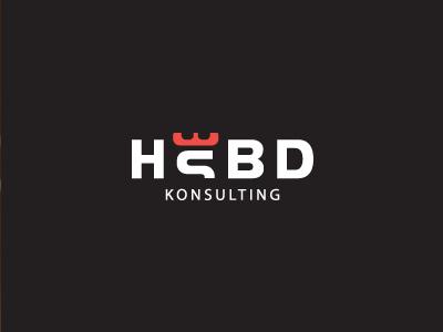 Radoslaw Pawlowski为HSBD创作的银行Logo设计-上海标志设计公司