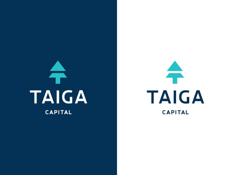 Deividas Bielskis为Taiga创作的银行Logo设计-上海标志设计公司