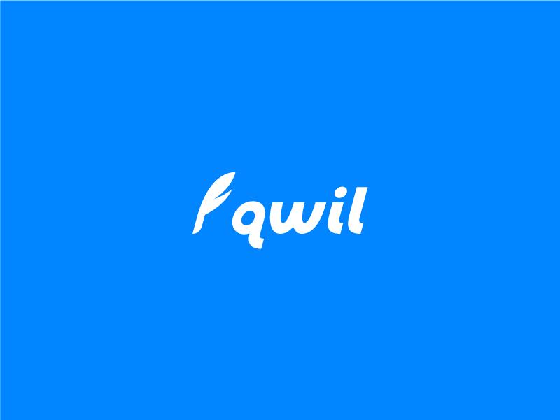 Alejandro Ramirez为Qwil创作的银行Logo-上海标志设计公司
