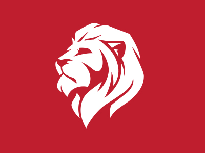 Patrick Sheehan为Mullanphy Elementary Lion创作的金融银行Logo-上海标志设计公司