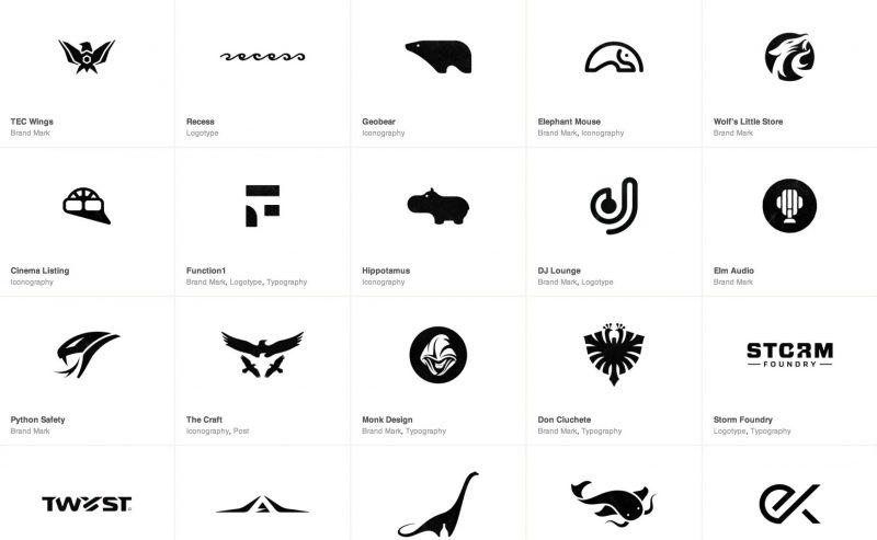 Gert Van Duinen的组合-上海logo设计公司