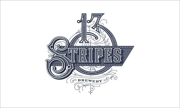 上海logo设计公司分享:30 +惊人的复古logo设计灵感