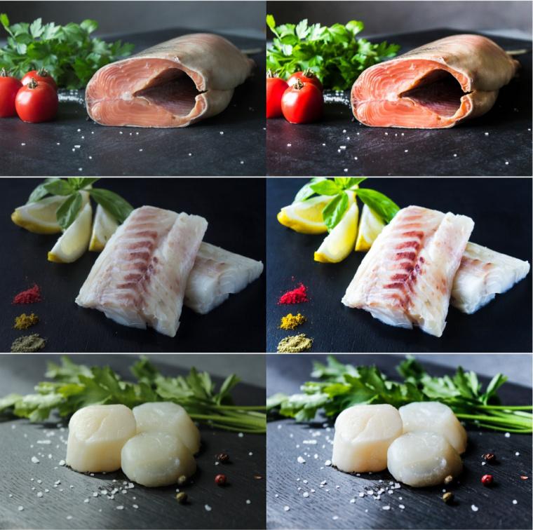 Chetverg - 鱼日餐厅鱼品牌VI形象设计食材拍摄-上海餐饮品牌VI设计公司