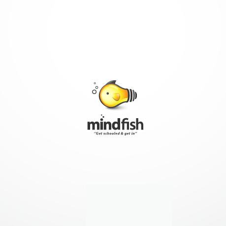 48个充满创意的鱼logo设计-上海logo设计公司-上海品牌设计公司