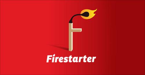 """字母""""F""""创意Logo设计-上海Logo设计公司,上海品牌策划公司"""