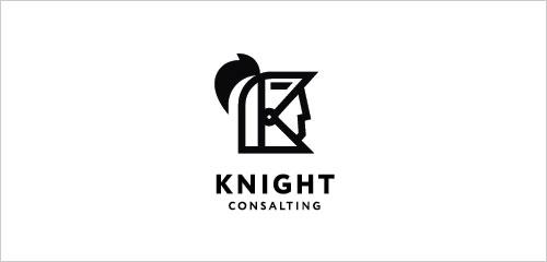 """字母""""K""""创意Logo设计-上海Logo设计公司,上海品牌策划公司"""