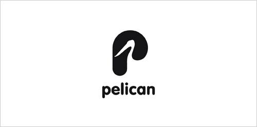 """字母""""P""""创意Logo设计-上海Logo设计公司,上海品牌策划公司"""