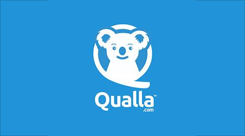 """字母""""Q""""创意Logo设计-上海Logo设计公司,上海品牌策划公司"""