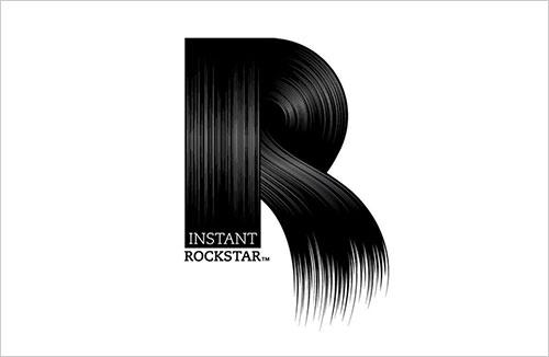 """字母""""R""""创意Logo设计-上海Logo设计公司,上海品牌策划公司"""