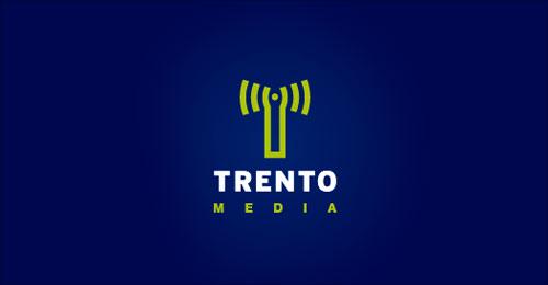 """字母""""T""""创意Logo设计-上海Logo设计公司,上海品牌策划公司"""