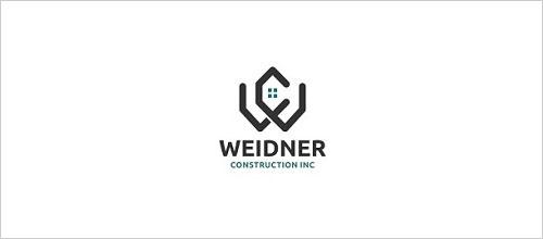 """字母""""W""""创意Logo设计-上海Logo设计公司,上海品牌策划公司"""