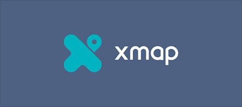 """字母""""X""""创意Logo设计-上海Logo设计公司,上海品牌策划公司"""