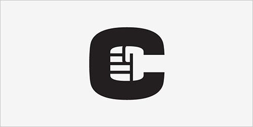 "字母""C""创意Logo设计:C拳头Logo设计-上海Logo设计公司,上海品牌策划公司"