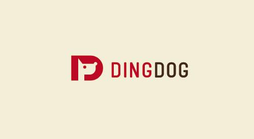"""字母""""D""""创意Logo设计-上海Logo设计公司,上海品牌策划公司"""