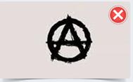 错误设计的logo
