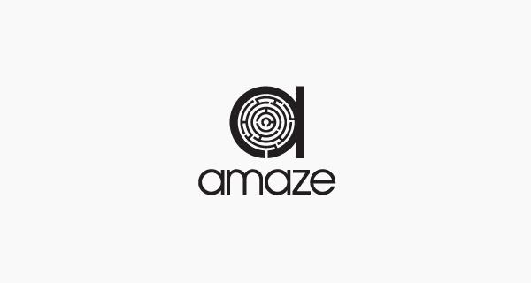 A单个字母创意Logo设计图片欣赏-上海尚略品牌logo设计公司