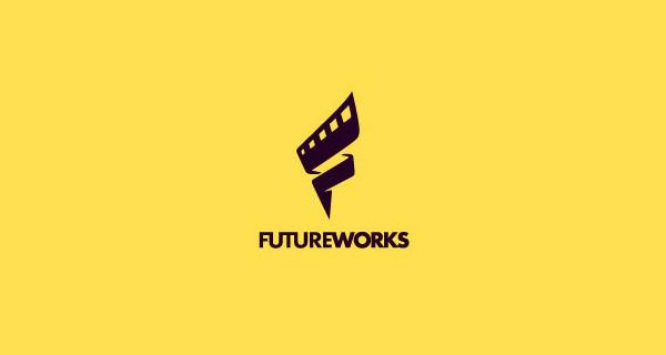 F单个字母创意Logo设计图片欣赏-上海尚略品牌logo设计公司