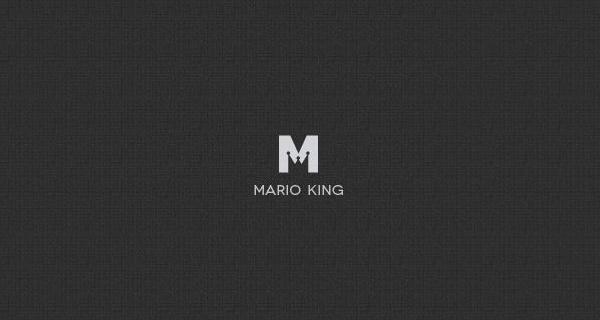 M单个字母创意Logo设计图片欣赏-上海尚略品牌logo设计公司