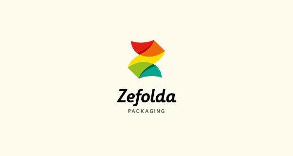 Z单个字母创意Logo设计图片欣赏-上海尚略品牌logo设计公司