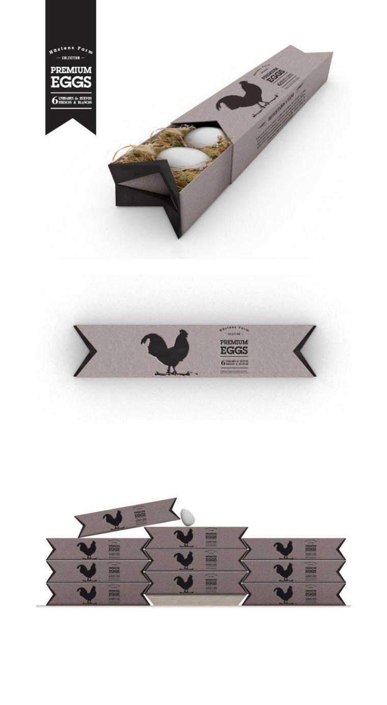 39个真棒鸡蛋包装设计-上海包装设计公司