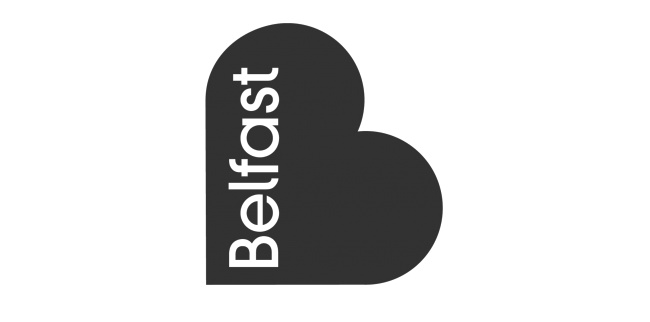 贝尔法斯特市的城市logo设计花费18万英镑-上海品牌logo设计公司