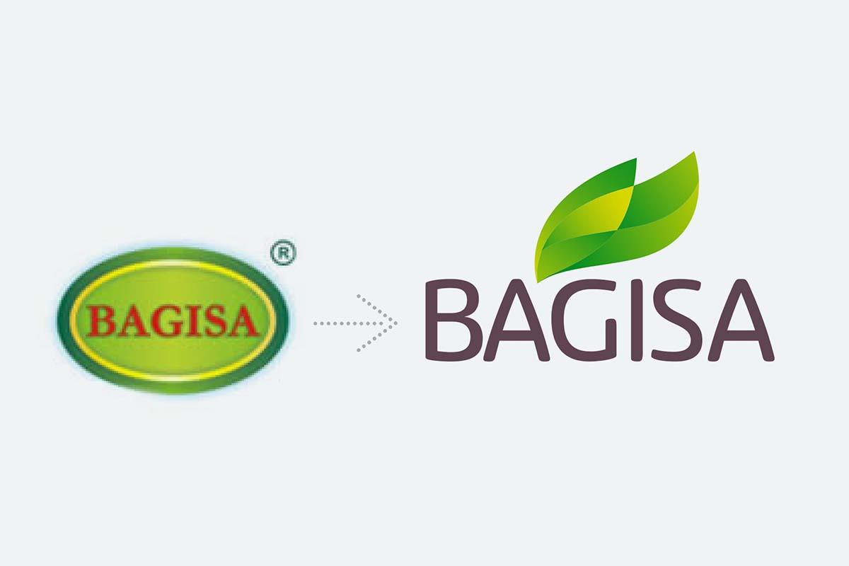 Bagisa 农业品牌形象更新设计--logo设计